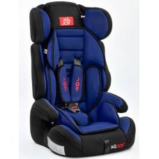 Автокресло Joy E 1405 Черно-синий (69059)