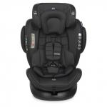 Автокресло EL Camino Evolution 360 ME 1045 Premium Black