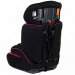 Автокресло Joy 5810 P Черно-розовый