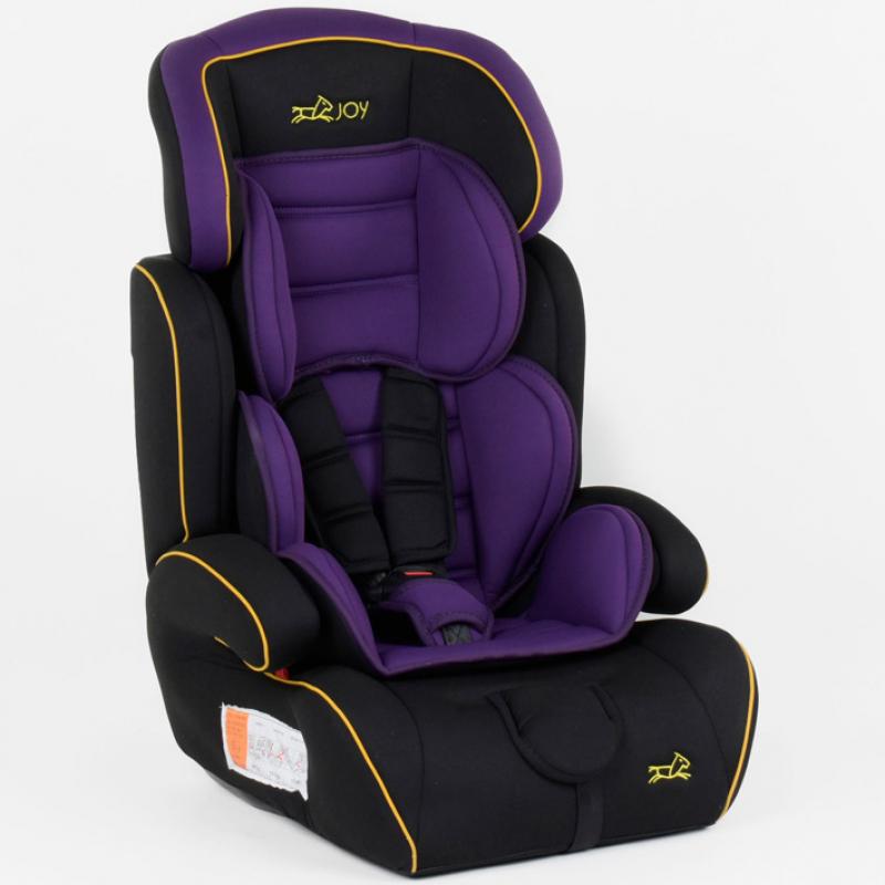 Автокресло Joy 8577 BV Фиолетовый