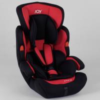 Автокресло Joy NB 7104 Черно-красный