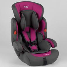 Автокресло Joy NB 5003 Серо-фиолетовый