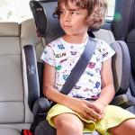 Автокресло Kinderkraft Safety Fix Black (KKFSAFEBLK0000)