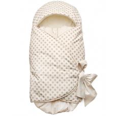 Конверт для новорожденных на выписку Модный карапуз (03-00643