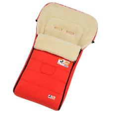 Детский зимний конверт на овчине For Kids Mini Красный