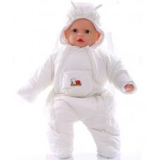 Детский весенний комбинезон Babykroha Человечек (однотонный)