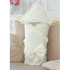 Конверт-одеяло для новорожденного Flavien Молочный (1006/03)