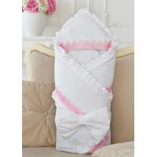 Конверт-одеяло для новорожденного Flavien Розовый (1006/02)