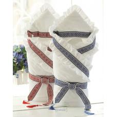 Конверт-одеяло для новорожденного Flavien Красный (1019/02)