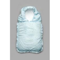 Зимний конверт-одеяло Модный карапуз Голубой (03-00894-2)