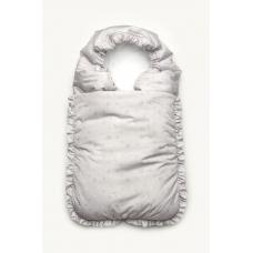 Зимний конверт-одеяло Модный карапуз Серый (03-00894-1)