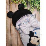 Конверт спальник для виписки ШкодаМода Mіkki Mouse