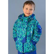 Демисезонная куртка для мальчика Модный Карапуз City (03-0063