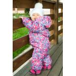 Зимний комбинезон Модный карапуз Для девочек (03-00738-1)