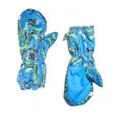 Зимние рукавицы-краги Модный карапуз Голубой (03-00751-0)