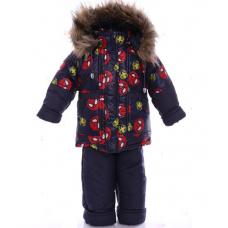 Детский зимний костюм-комбинезон Babykroha Классика Синий Spi