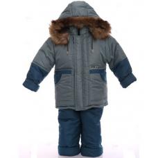 Детский зимний костюм-комбинезон Babykroha Классика Бензиновы