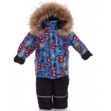 Зимний костюм-комбинезон Babykroha Оригинал (цветной) Бирюзов