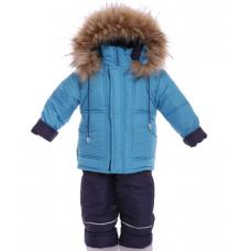 Зимний костюм-комбинезон Babykroha Оригинал (однотонный) Бирю