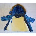 Детский зимний костюм-комбинезон Киндер Sport Машинки
