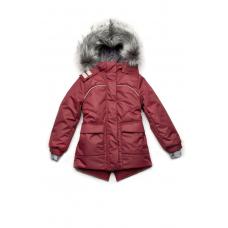 Зимняя куртка-парка Модный карапуз Бордо (03-00887-2)