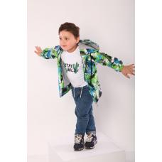 Ветровка для мальчика Модный Карапуз (03-00987-0)