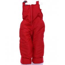Зимний полукомбинезон Babykroha Красный