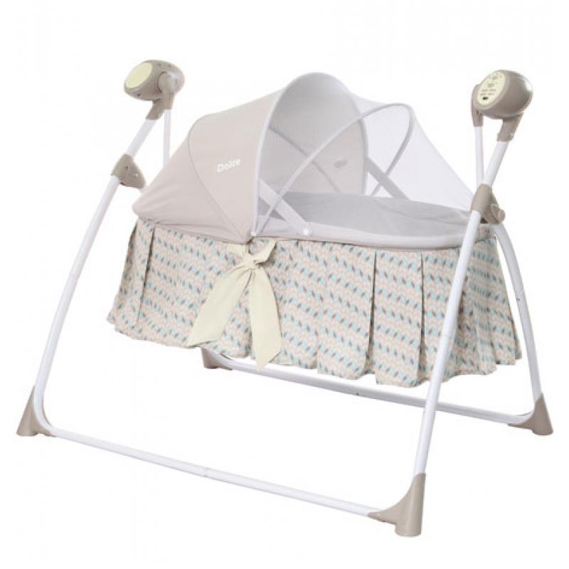 Кроватка-люлька Carrello Dolce CRL-7501 Arrow Beige