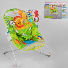 Шезлонг Fitch Baby Зеленый (88962)