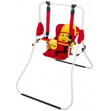 Качель Babyroom Casper Красный-желтый