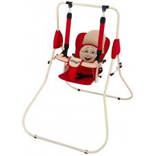 Качель Babyroom Casper Красный-св.бежевый
