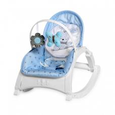 Кресло-качалка Bertoni Lorelli Enjoy Blue bunny