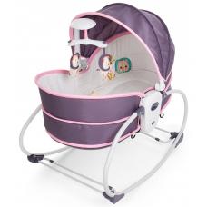 Кресло-качалка 5 в 1 Mastela (6033) Розовый