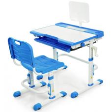Детская парта со стулом Bambi M 3111(2)-4 Синий