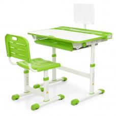 Детская парта со стулом Bambi M 3823A-5 Зеленый
