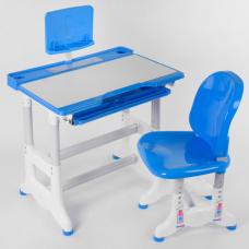 Парта со стульчиком J 62505 Синий