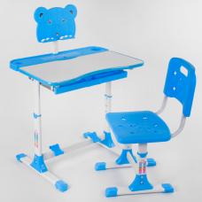 Парта со стульчиком P 2215 Синий