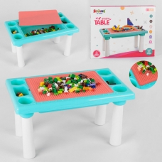 Игровой столик с конструктором (9182)