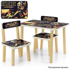 Столик с 2-мя стульями Vivast 507-54 Трансформеры