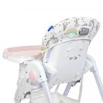 Стульчик для кормления Bambi M 3233 Unicorn Pink