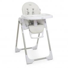 Стульчик для кормления EL Camino Prime ME 1038 White