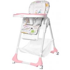 Стульчик для кормления Baby Tilly Bistro T-641/2 Rose