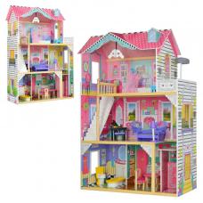 Кукольный дом MD 2673