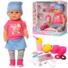 Кукла с аксессуарами Старшая сестренка (6 функций) (BLS007S-S
