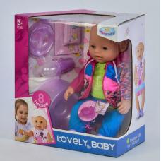 Кукла с аксессуарами (8040-487) (8 функций)