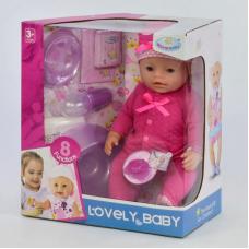 Кукла с аксессуарами (8040-488) (8 функций)