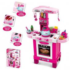 Детская кухня со звуком светом и водой My Kitchen (008-939)
