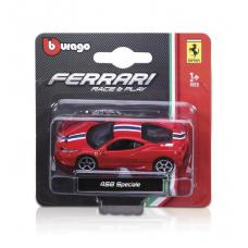 Автомодели Bburago FERRARI (ассорти, 1:64) (18-56000)