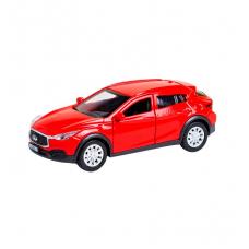 Автомодель - INFINITI QX30 (красный, 1:32)