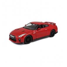 Автомодель - NISSAN GT-R (ассорти красный, белый металлик, 1: